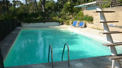 Photo for 15 mn from Cassis, apartment in bastide Provencal