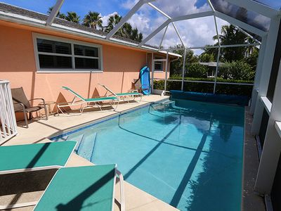 Photo for Updated Three Bedroom Home, Just 300 Steps Away from the Beach! Shell Basket 2
