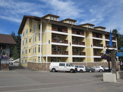 Photo for Large Condo 2 Floors! Top corner unit Mountain &  Village views!