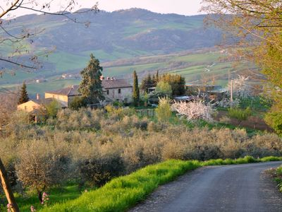 Photo for Come and enjoy the authentic Tuscan country life in stunning settings