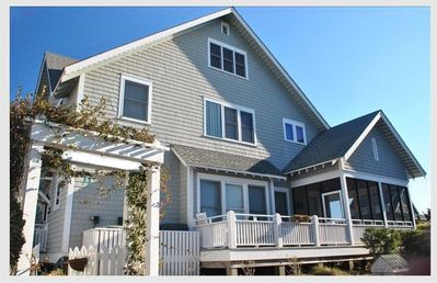 Photo for OCEANFRONT, Sleeps 10 - 2020 Spring and Summer available now