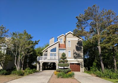 Bethany Beach House - Front View