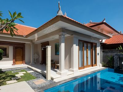 Photo for Beautiful Pool Villa just 350 Meters from Sanur Beach!