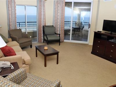 Photo for Beautiful 3 Bedroom Condo, With Great Views And Amenities