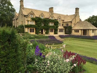 Photo for Beautiful Manor House in the Heart of the Cotswolds