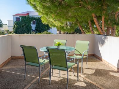 Photo for Air-conditioned Holiday Home with Sea View, Mountain View, Terrace, Pool and Wi-Fi