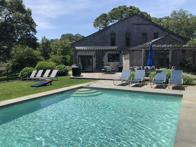 Photo for Beautifully Renovated Edgartown Home with Pool in Quiet Location Close to Town.