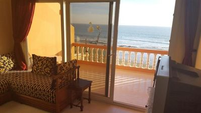 Photo for Apartment Taghazout for 1 - 6 people with 2 bedrooms - Apartment in a single room