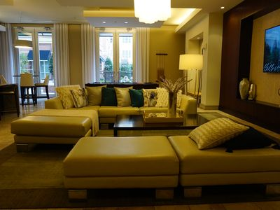 Photo for Furnished luxury one bedroom apartment