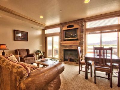Photo for Lakeside Unit 56- Closest lodging to Snowbasin- discount lift tickets, sleeps 4