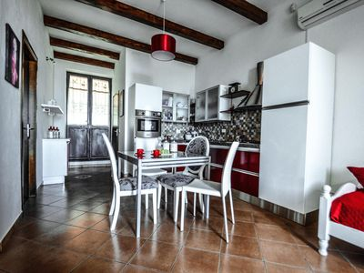 Photo for Casa stella is a charming house with sea view located between Etna and the Sea.