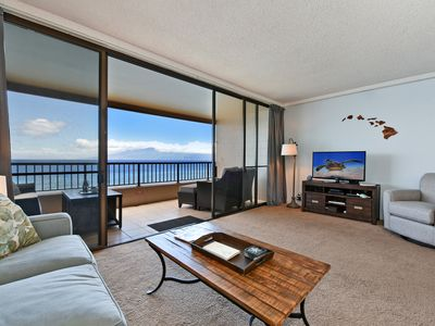 Photo for Breathtaking Oceanfront Views & Amazing Spring Special Rates! MK 605