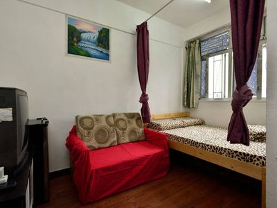 Photo for 1 bdrm,1 lounge for5 @Ladies Market