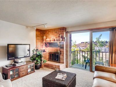 Photo for Bear Claw 412: 3 BR / 2 BA condo in Steamboat Springs, Sleeps 8