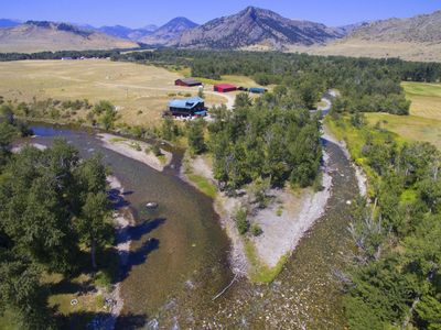 Photo for Executive Cabin -1 mile Stillwater River-Caddis Cabin-Montana fly fishing