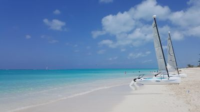 Photo for NEW !!! Luxury 2 Bed 2 Bath Condo on Grace Bay !!!