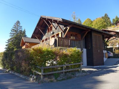 Photo for Vacation home Chalet Oxygène in Villars - 8 persons, 4 bedrooms