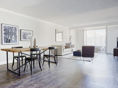 Photo for Bright 2BR in The Galleria by Sonder