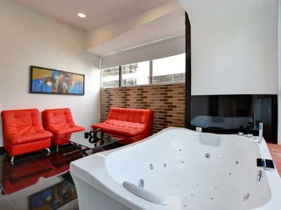 Photo for Luxury Apartment with jacuzzi