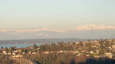 Photo for Spacious Queen Anne 2BD with Stunning Views