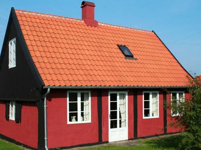 Photo for Quaint Holiday Home in Svaneke Bornholm with Garden
