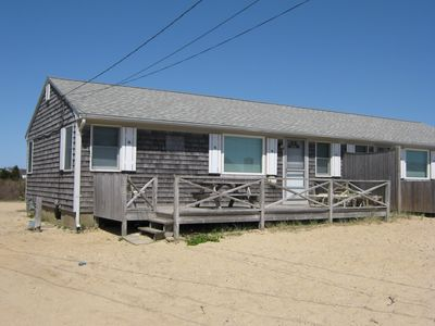 Photo for 3 Bedroom cottage, 100 Yrds from private beach, perfect family vacation.