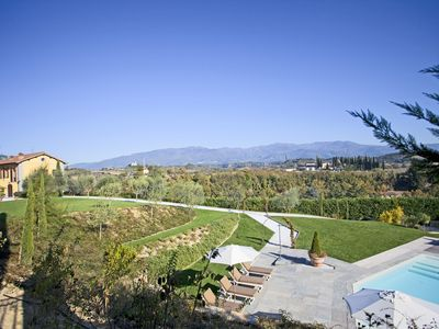 Photo for Trilo4 + 1Villa on the Florentine hills-Relais Close to Florence - Official page