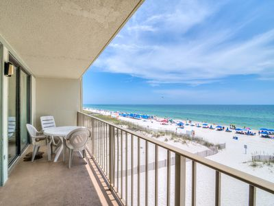 Gulf Village 316 ~ All Bedrooms access Balcony~ Bender Vacation Rentals