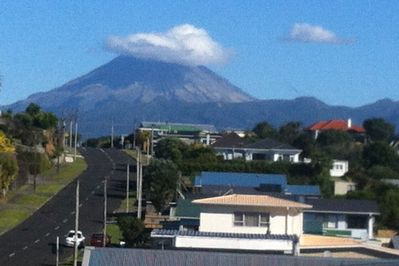 Mt Taranaki April