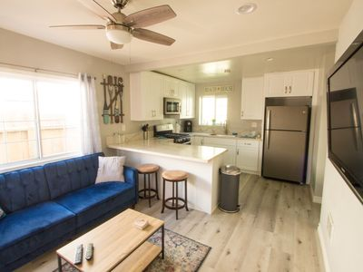 Photo for Newly Renovated Ocean Beach Bungalow!!