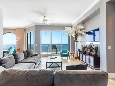 Photo for Indigo East 2103 Penthouse w/ Private Poolside Cabana with Beach Front View!