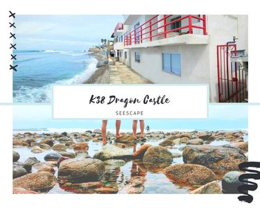 Photo for K38 Oceanfront Dragon Castle- SEESCAPE