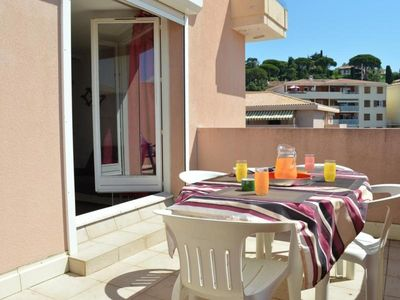 Photo for Apartment Sainte-Maxime, 1 bedroom, 4 persons