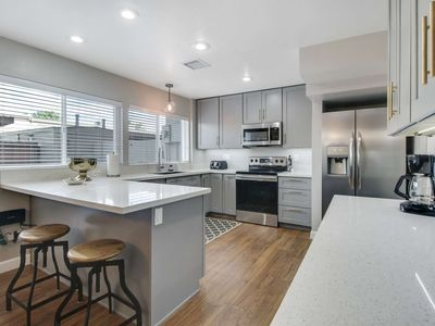 Photo for FREE GOLF & MORE! Newly Remodeled 2 story near Old Town Scottsdale, Pool, Private back Patio & Grill