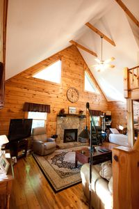 Welcome to Hikers Hideaway and enjoy the cabin life!
