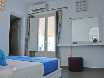 Photo for 1BR Hotel Suites Vacation Rental in Περίσσα, Αιγαίο