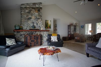 Double Living room