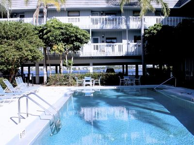 Photo for Family-friendly 2B/2B condo, 2 Balconies with View of Waterway from every room!