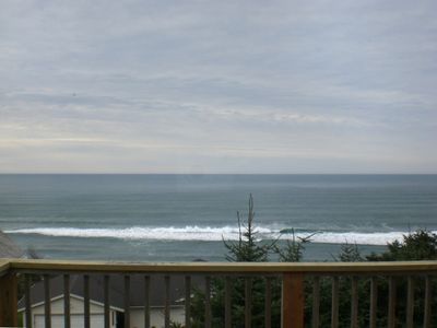 Photo for Full Ocean View & Beach Access Near PacificCity/Neskowin/Lincoln City; Sleeps11+