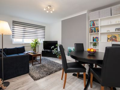 Photo for 2 Bed Newly Renovated Apt, Heart of Shoreditch!
