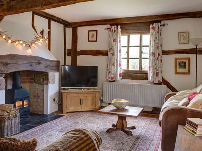 Photo for Little Stagg Barn -  a cottage that sleeps 5 guests  in 2 bedrooms