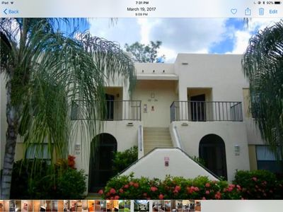 Photo for Gated condo with tennis/pools/sauna - Last week in Feb 2019 avail