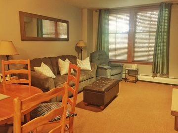 Best Location 1B/1B with walkout patio. Newly added massage recliner chair!