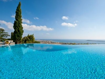 Photo for 4 bedroom luxury villa with pool and amazing views