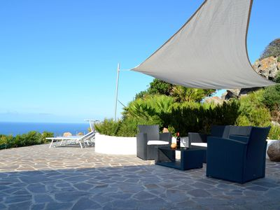 Photo for Exclusive Villa with sea view in Castelsardo - Lu Bagnu - Sardinia