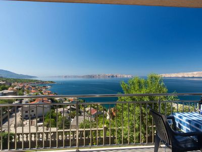 Photo for Apartment Katalinic (SNJ138) in Senj - 4 persons, 1 bedrooms