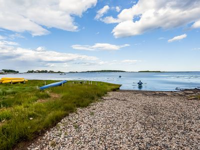 Photo for Driftwood Cottage- Family friendly cottage by the sea