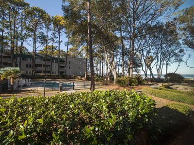 Photo for Serenity on The Sound ! Closest 1st FL-2B/2Ba Condo to the Beach and Pool !