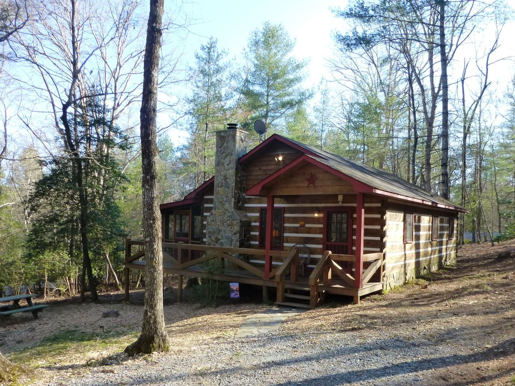 Affordable Mountain Cabin With Fireplace Internet Netflix
