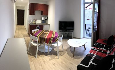 Photo for Charming apartment T2 27 m2 renovated with terrace in Bayonne